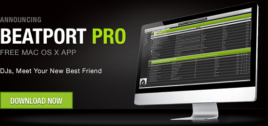 Announcing Beatport Pro Free Mac OS X App