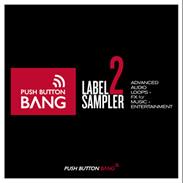 push button bang label sampler 2