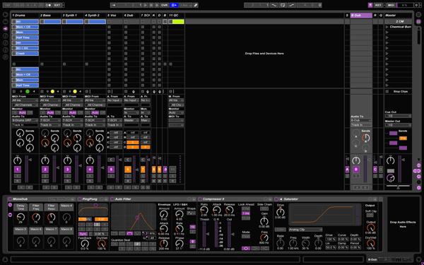 mixes sound big