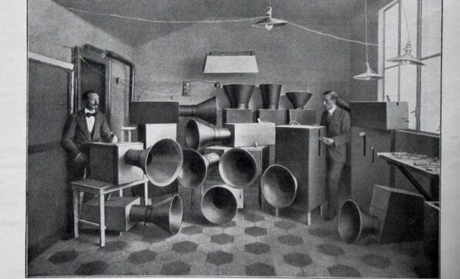 Electronic voice phenomenon